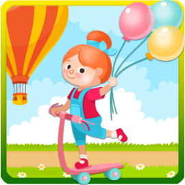 ABC Learning Balloons for Kids